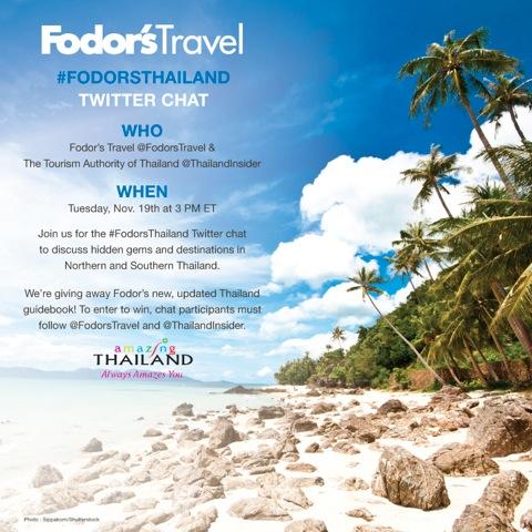 Fodors Travel Thailand Guidebook