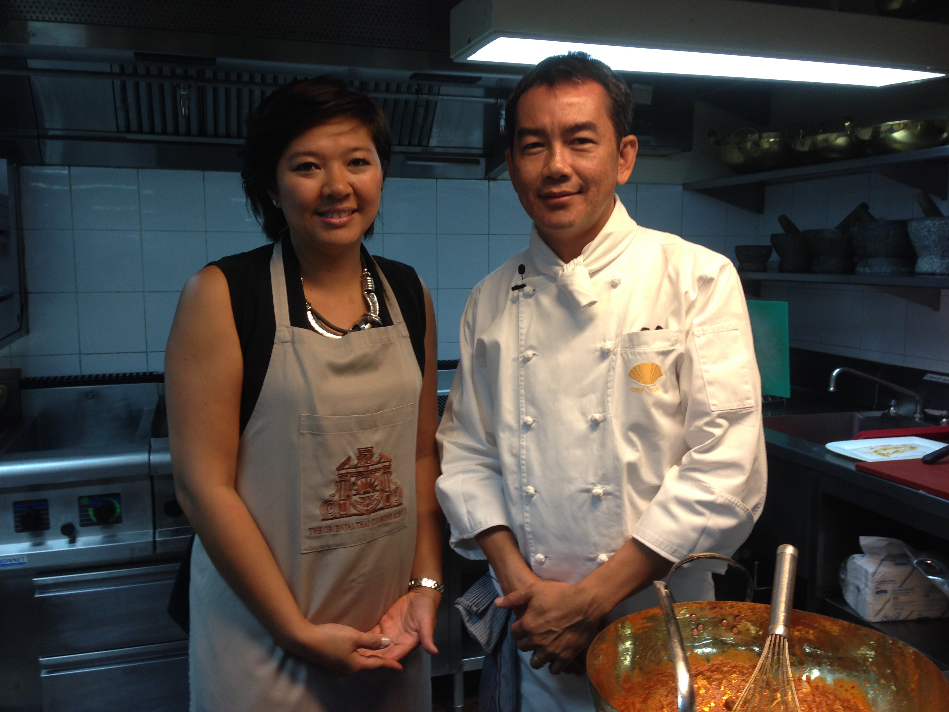 Thailicious with Chef Vichit Mukura