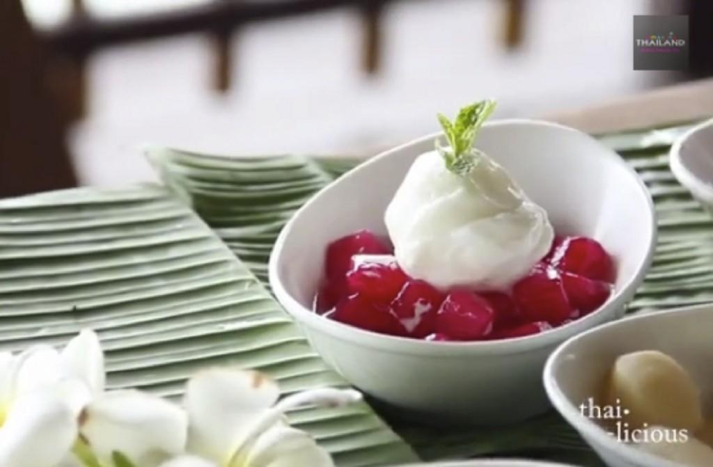 Thai desserts - ThaiLicious