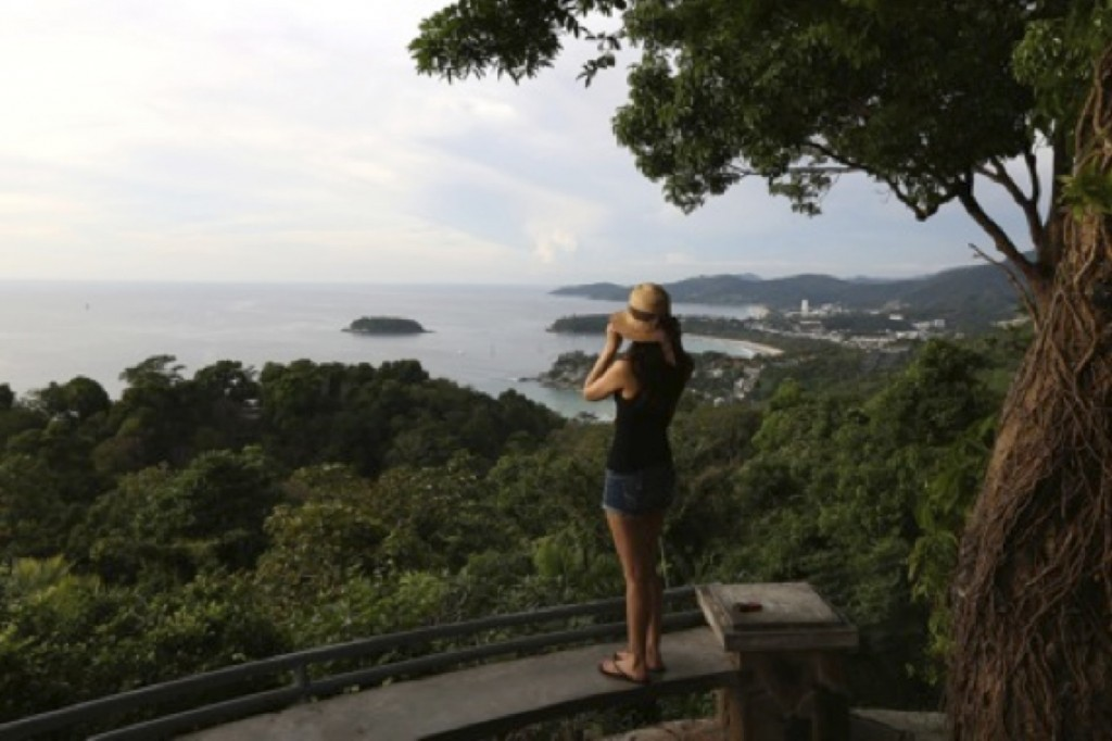 Thailand landscape