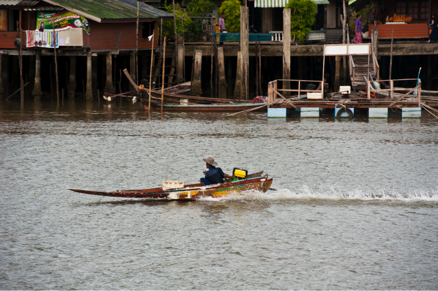 Thailand Ultimate Moment - River boat