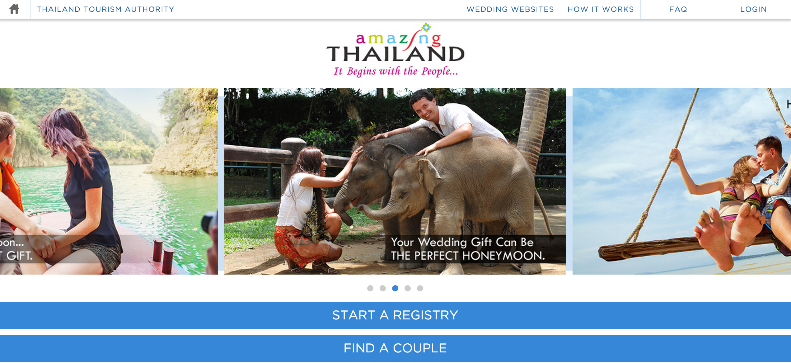 The Perfect Wedding Gift A Honeymoon In Thailand Thailand Insider
