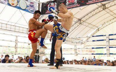 Wai Kru Muay Thai Thailand Ayutthaya
