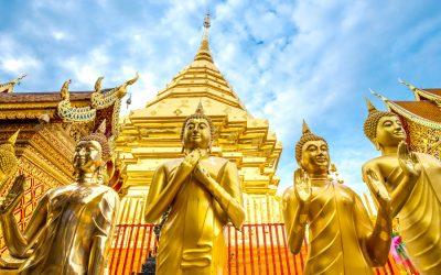 Bangkok and the Ancient Capitals